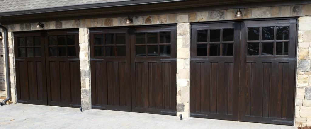 Craftsman Design Swing Doors American Carriage Door Ltd Co